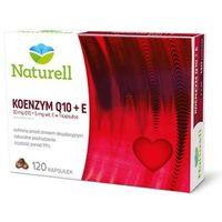 Kapsułki Naturell Koenzym Q-10 - wspomaga serce, naczynia krwionośne i dziąsła - 120 kaps.