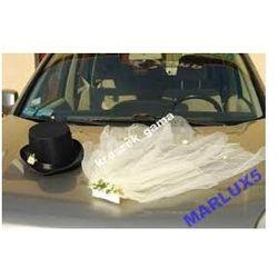 Dekoracje ślubne samochodu Marlux Marlux