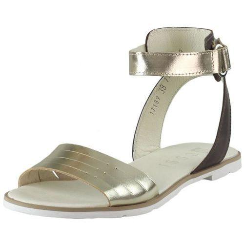 Sandały letnie Nessi 17189 (5902983421955)