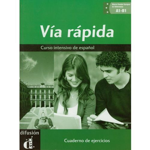 Via Rapida Cuaderno De Ejercicios Z Płytą Cd (2011)