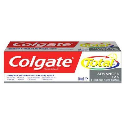 Pasty do zębów Colgate Drogerie Natura