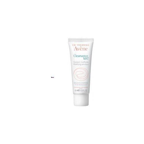 Avene Cleanance Mat Mattifying Emulsion (W) emulsja matująca do twarzy 40ml