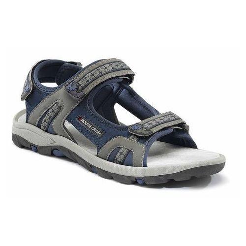 Dziecięce sandały trekkingowe g-one evo jr blue-grey r.28/17,5cm marki Grouse creek