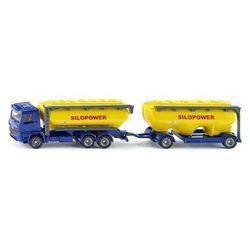 ciężarówka z silosem marki Siku