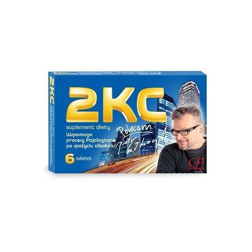 Tabletki 2KC 6 tabl