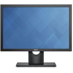 Monitor Dell Dell Monitor E2016HV - 49.4cm(19.5) Black EUR - 210-ALFK Darmowy odbiór w 21 miastach! Raty od 12,69 zł