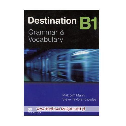 Destination B1 Student's Book without key Macmillan