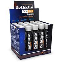 Ampułki Silny Legalny Pobudzacz Olimp KofAktin Forte Shot 1 amp. 25 ml KOFEINA ŻEŃ-SZEŃ WITAMINY 062469