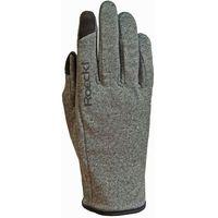Roeckl Konstanz Rękawiczki, szary 8,5 2021 Rękawiczki dotykowe do smartphona