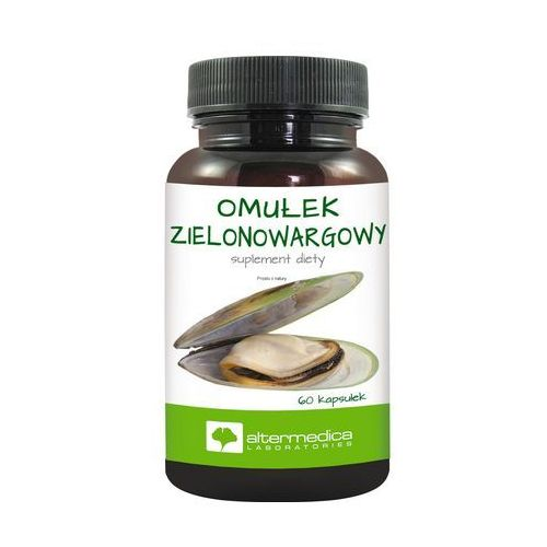 Kapsułki Omułek zielonowargowy ekstrakt 4:1 300mg 60 kaps