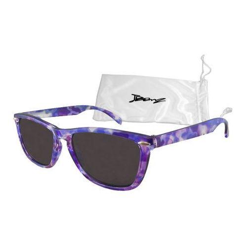Banz Okulary przeciwsłoneczne dzieci 4-10lat uv400 - flyer purple tortoise