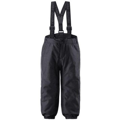 spodnie zimowe dziecięce hetta 92 czarne marki Reima