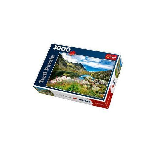 Puzzle 3000 Staroleśniański Staw, Tatry, Słowacja