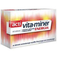 Tabletki Acti Vita-miner Energia x 60 tabletek