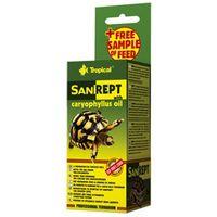 Tropical sanirept - preparat z olejkiem goździkowym do pielęgnacji skorupy żółwi lądowych 15ml (5900469130018)