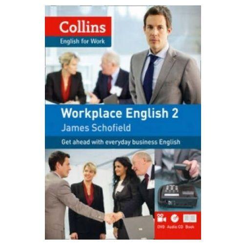 Workplace English 2 + DVD + CD (160 str.)