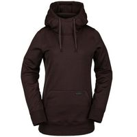 bluza VOLCOM - Yerba P/Over Fleece Black Red (BRD) rozmiar: XS