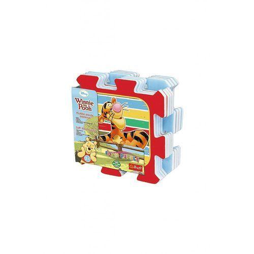 Układanka-puzzlopianka kubuś 5o36jy marki Trefl