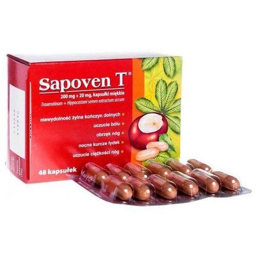 Hasco-lek Sapoven t x 48 kapsułek - Świetna promocja