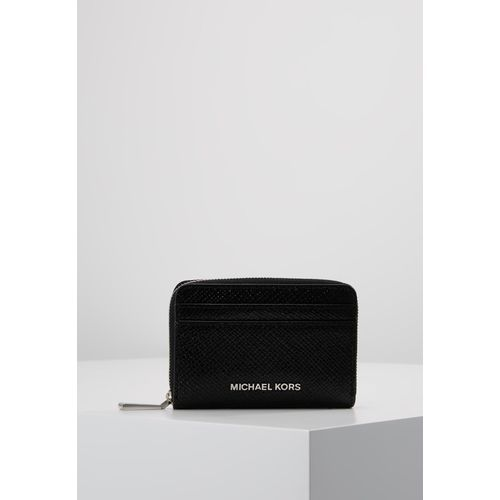2b8344ccb2982 MICHAEL Michael Kors MONEY PIECES CARD CASE Portfel black - zdjęcie produktu