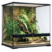 terrarium szklane medium 60x45x50cm marki Exoterra