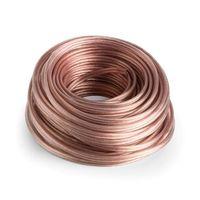 NUMAN kabel głośnikowy - miedź OFC 2 x 4mm 30m przezroczysty