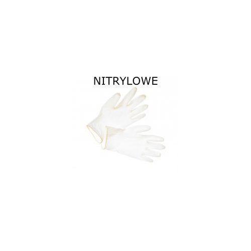 Rękawiczki nitrylowe 100 szt. marki Oromed