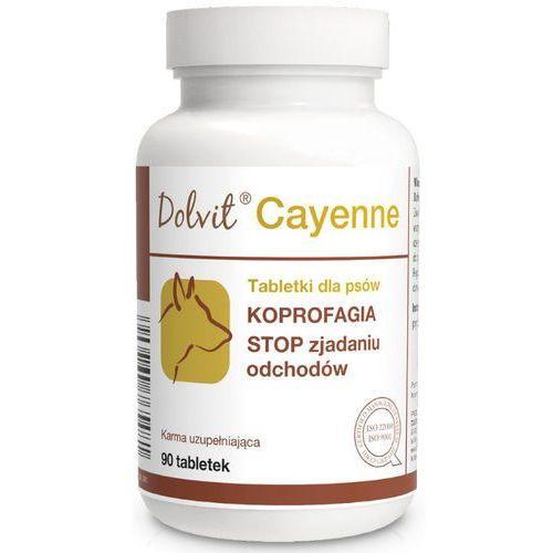 Dolvit Cayenne 90 tabletek