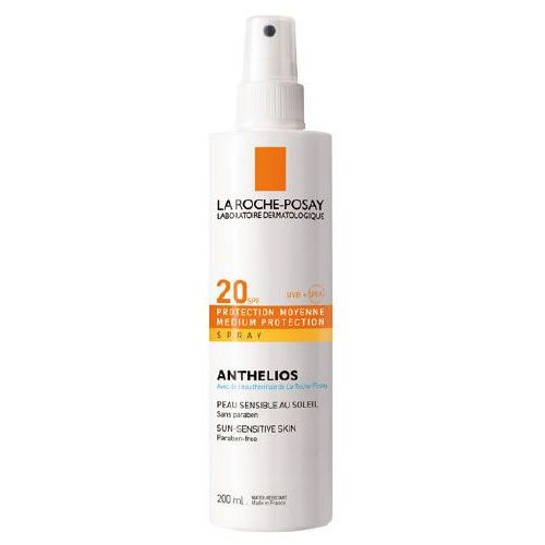 La roche anthelios spf20 spray 200ml