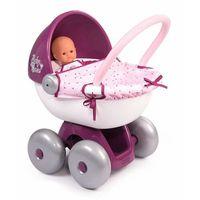 Smoby Baby Nurse Wózek głęboki gondola dla lalek Calin