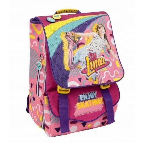 Plecak Tornister dziewczęcy Disney Soy Luna 21L, 920D-27009