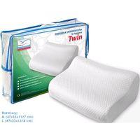 Dr Sapporo poduszka wysokoelastyczna ortopedyczna TWIN