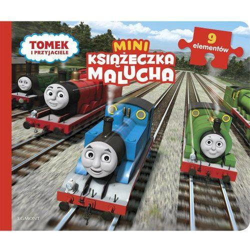 Tomek i przyjaciele. Miniksiążeczka malucha, oprawa kartonowa