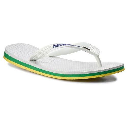 oficjalny sklep Najlepiej oszczędzać Japonki - brasil layers cf001 white (Havaianas)