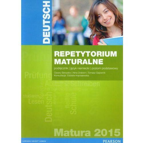 Pearson Repetytorium Maturalne 2015. Język Niemiecki. Poziom Podstawowy (2014)