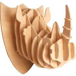 Eureka Łamigłówka drewniana gepetto - głowa nosorożca (rinoceros head)
