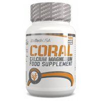 Bio Tech Coral Calcium Magnesium 100 tabs