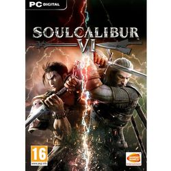 Soul calibur vi gra pc marki Namco