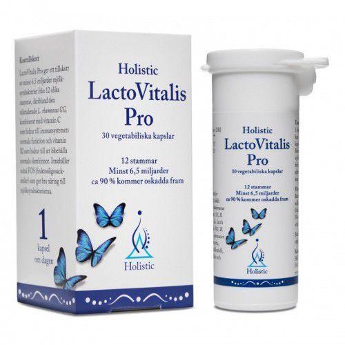 Holistic LactoVitalis PRO probiotyk 12 szczepów 30 kaps