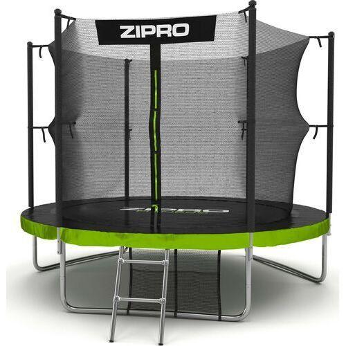 Trampolina ogrodowa z siatką wewnętrzną 8ft 252 cm marki Zipro