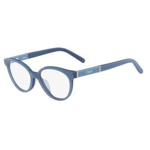 Okulary korekcyjne ce 3611 kids 424 marki Chloe