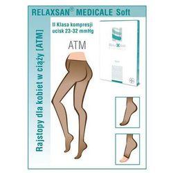Rajstopy ciążowe Medicale (Włochy) artcoll