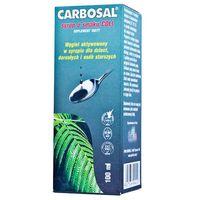 Syrop Carbosal Syrop na biegunkę - płyn węgiel smak coli 100ml