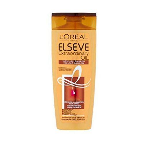 Elseve extraordinary oil szampon do bardzo suchych włosów 250 ml L'oréal paris