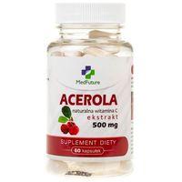 MedFuture Acerola 500 mg - 60 kapsułek (5905669222464)