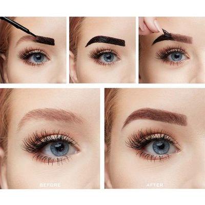 Koloryzacja brwi i rzęs Makeup Revolution