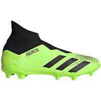 Buty piłkarskie adidas Predator 20.3 LL FG zielono-czarne EH2929