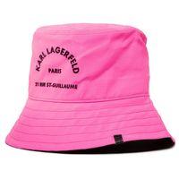 Kapelusz KARL LAGERFELD - 201W3420 Neon Pink 513