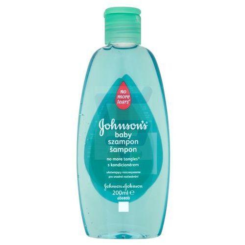 Johnson&johnson Johnson&johnson baby szampon dla dzieci ułatwiający rozczesywanie 200ml