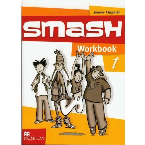 Smash 1. Klasa 4-6, szkoła podstawowa. Język angielski. Ćwiczenia. (96 str.)